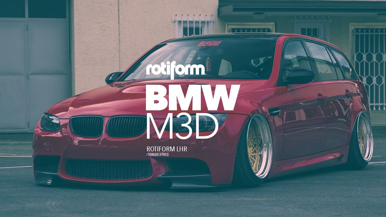 worthersee 2015 buni 39 s bmw e91 m3d youtube. Black Bedroom Furniture Sets. Home Design Ideas