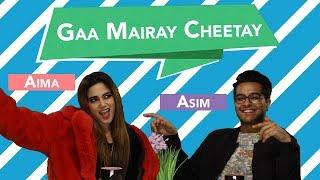 Gaa Mairay Cheetay II | Aima Baig | Asim Azhar | Patari Exclusive