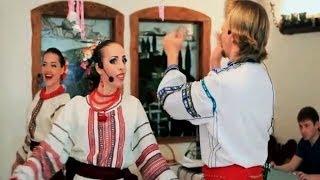 Свадебный видеоролик. Ансамбль украинской песни на свадьбе