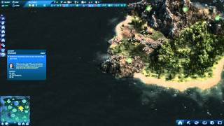 ANNO 2070 | Multiplayer | Race to Executive (1vs1)