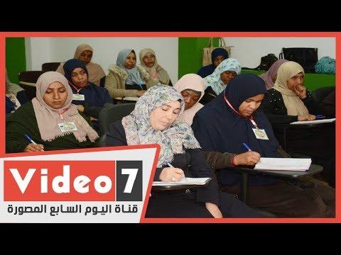 واعظات ليبيات: لولا الأزهر لكانت الأمة الإسلامية في مهب الريح و سنعود ونواجه الارهاب  - 12:00-2020 / 1 / 24