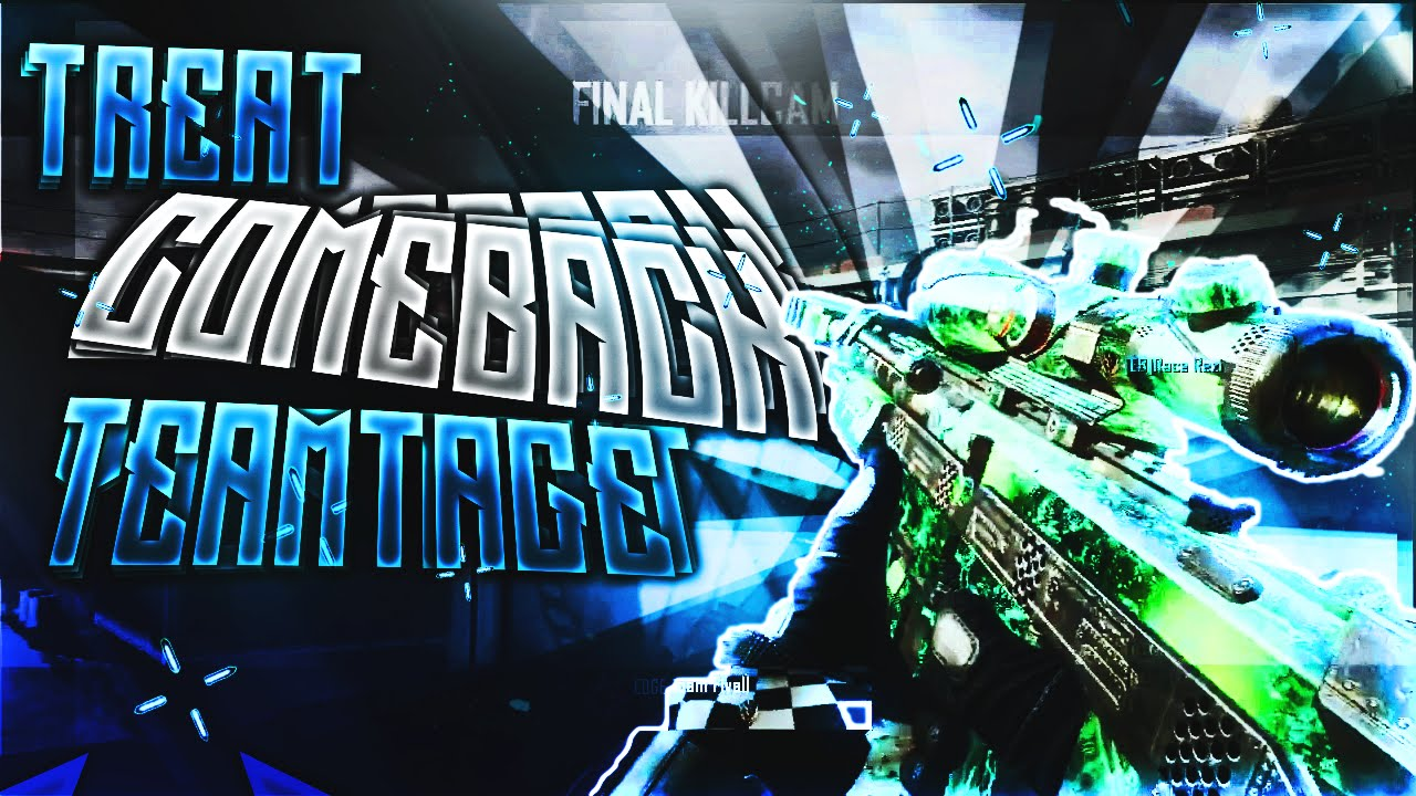 Treat Teamtage #TheReturn