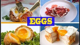 10 Egg Recipes For Breakfast Lovers - Quick Breakfast Recipes