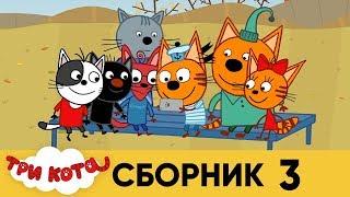 Три кота | Сборник №3 | Серия 21 - 30