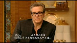 Adorable Colin Firth Was Surprised by New Awesome Action Hero Status in Kingsman