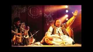 Nusrat Fateh Ali Khan - Sanson Ki Mala Pe - English Subtitles Part 1/2