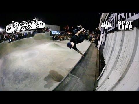 Tampa Pro 2019: Converse Concrete Jam – Raven Tershy, Jake Wooten, Erick Winkowski – SPoT Life