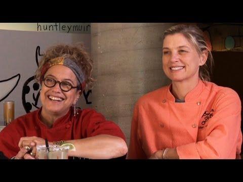 Meet Top Chef Masters Mary Sue Milliken & Susan Feniger