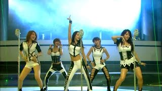 【TVPP】KARA - STEP, 카라 - 스텝 @ Goodbye Stage, Show Music Core Live