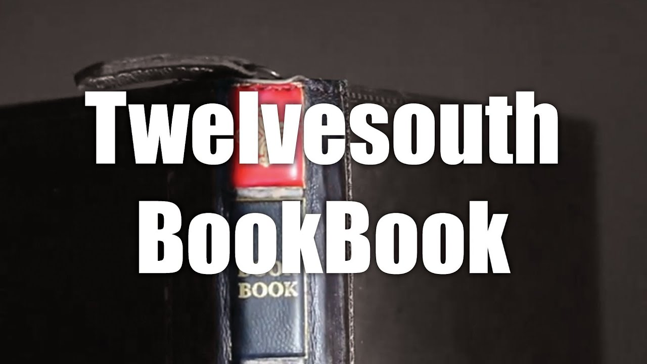 bookbook case for ipad 2 3 4 review twelvesouth youtube