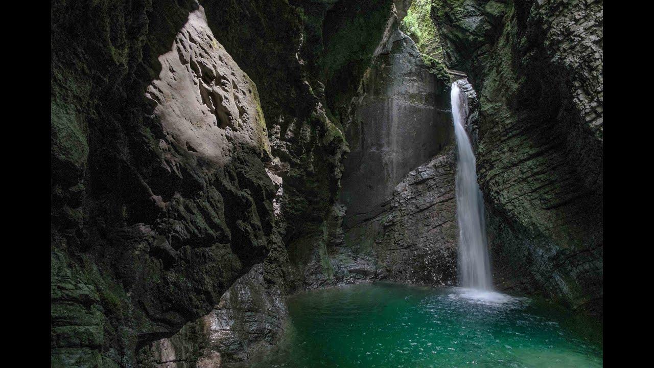 Passeggiata A Kobarid Slovenia 4k Youtube