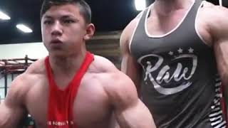 Title#1Kid Bodybuilder 'Little Hercules' is All Grown Up and Chasing a New Dream