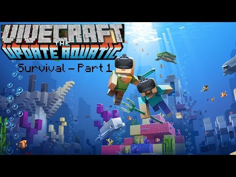 News – Vivecraft – VR Minecraft for the HTC Vive and OpenVR