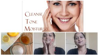 What is CTM.... Skin care routine | Tips & method for daily use skin care