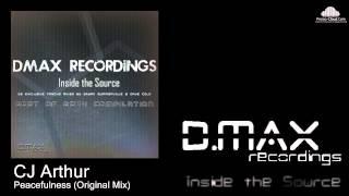 CJ Arthur - Peacefulness (Original Mix)