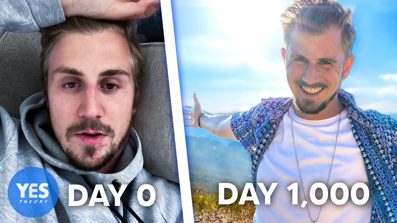 I Meditated Every Day For 1,000 Days Straight. Here's What It Did!!