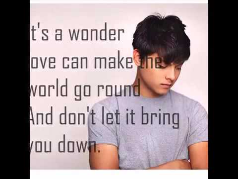 With a Smile - Daniel Padilla (FULL LYRICS) 2014