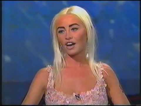 Wendy James - Interview (Aspel & Co 1991)