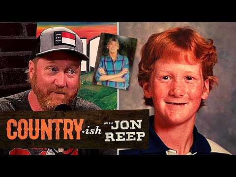 Jon Reep Used To Be UGLY?! It's National Portrait Day!   Country·ish with Jon Reep