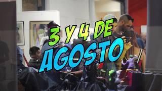 Spot Invitación al Evento - Avellaneda Comics Segunda Edición // Caligo Films