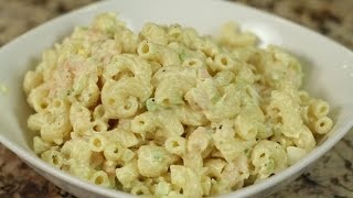 The Best Shrimp Macaroni Salad Ever