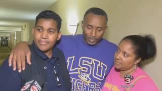 HELPING A FAMILY OF 14 AFTER HURRICANE HARVEY HOUSTON EVACUATION!