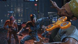 Ninja Warrior Fidget Hero Fight - Android Gameplay HD