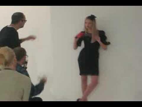 Natasha Poly - Russian Vogue cover shoot, ph: Terry Richardson