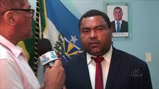 Luizinho fala da visita do governador a Tabuleiro e do lançamento do projeto peteca e agrinho dia 16