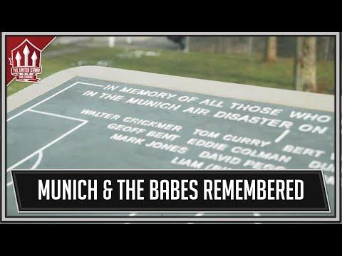 Munich 60th Anniversary | The Flowers of Manchester | Man Utd News