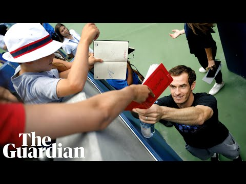 'It feels slightly different this one' says Andy Murray ahead of US Open