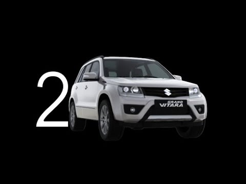 Suzuki Grand Vitara 4x4 Offroad Part 2