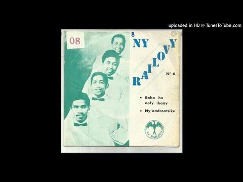 RAHA HO NOFY IHANY (A/C : Jérôme RANDRIA) ---NY RAILOVY--1968