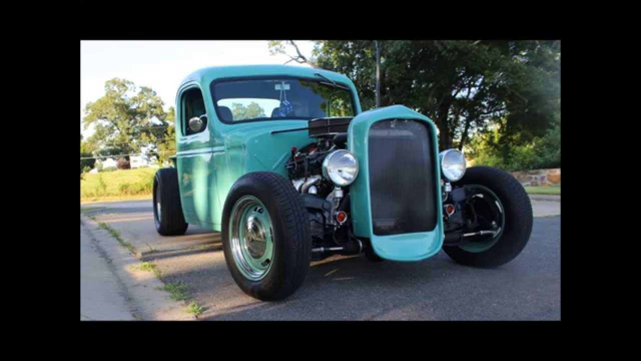For Sale 1946 Custom Chevy Hot Rod Pickup Truck - YouTube