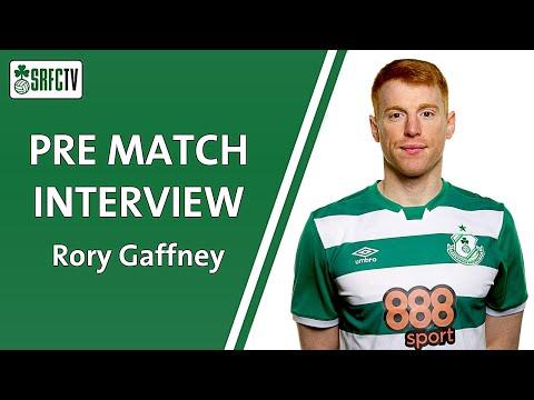 Rory Gaffney | Pre Match Interview v Finn Harps | 10 June 2021