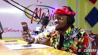 "Ommy Dimpoz on ""Yanje"" Release with Nigerian Seyi Shay on Magic FM"