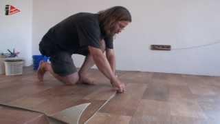 Pokládka podlah Robert Uhlík - svařování PVC za studena