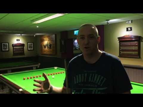 David Grace On Shootout Snooker
