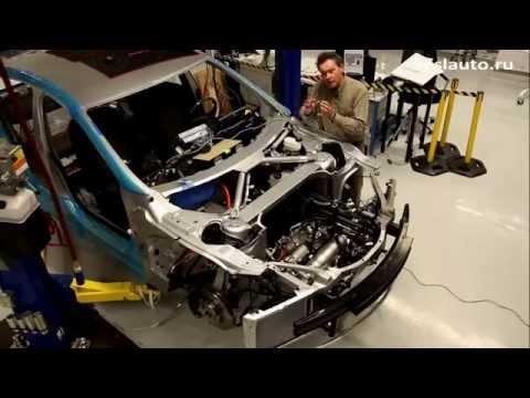 !!! Как построен электромобиль Tesla Model S? ТЕХНИЧЕСКАЯ информация, не для БЛОНДИНОК !!!