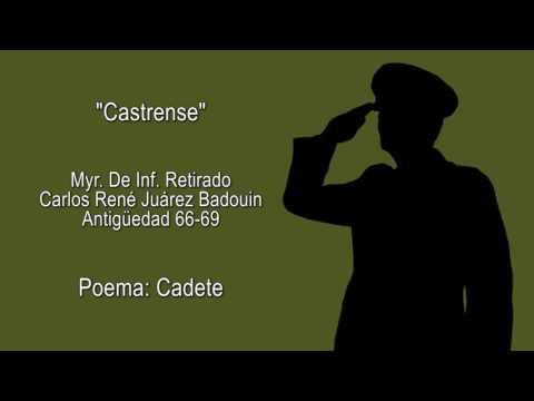 Poema: Cadete