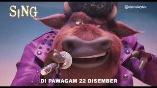 SING (TRAILER #2) IN CINEMAS 22 DEC 2016