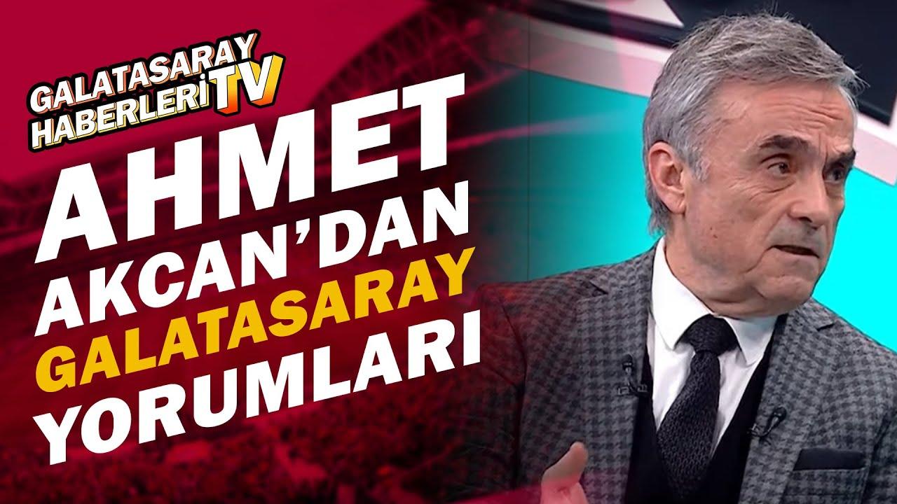 """Ahmet Akcan: """"Galatasaray'da Konsantrasyon Şampiyonlukta Olmalı"""""""