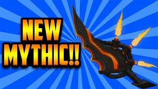 [EPIC] CRAFTING THE BRAND NEW FLAMETHROWER MYTHIC!!! (ROBLOX ASSASSIN)