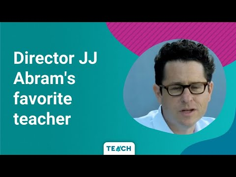 JJ Abrams discusses the impact his writing professor had on his life.