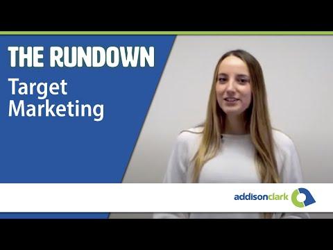 The Rundown: Target Marketing