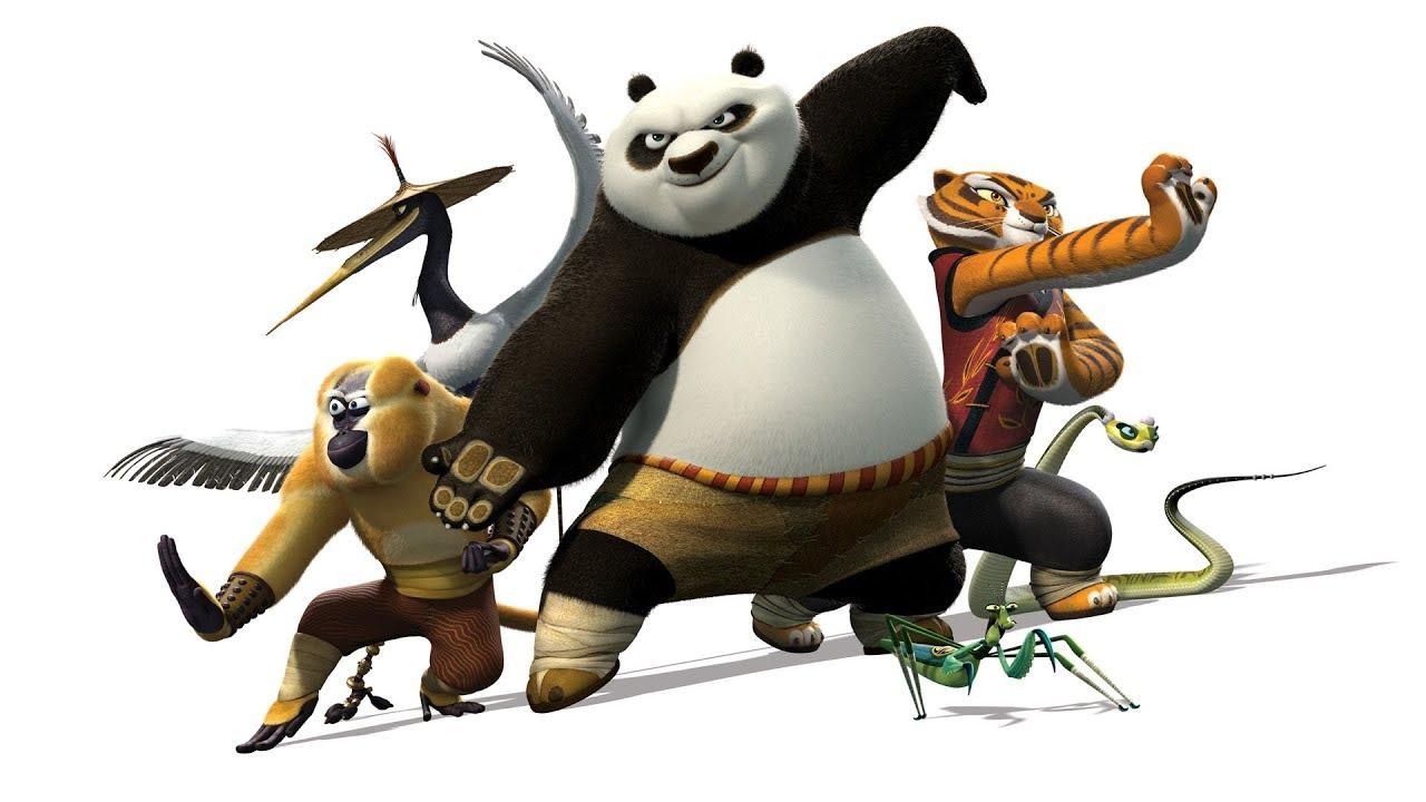 Y028. Kungfu Panda 1 – Gau Truc Hoc VO