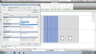 #21 - Autodesk Revit - Creating and Editing a Storefront Curtain Wall - Brooke Godfrey