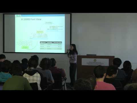 "UCI CS Seminar Talk: Prof. Wei Wang,UCLA ""Big Data Analytics in Science"""