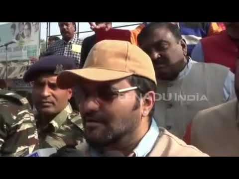 Babul supriyo exclusive interview in asansol.....
