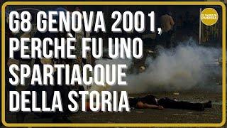 G8 2001: Genova a ferro e fuoco per nascondere i misfatti del Summit - Franco Fracassi